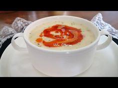 Cheeseburger Chowder, Soup, Pudding, Desserts, Youtube, Tailgate Desserts, Deserts, Custard Pudding, Puddings
