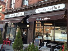Think Coffee in New York, NY