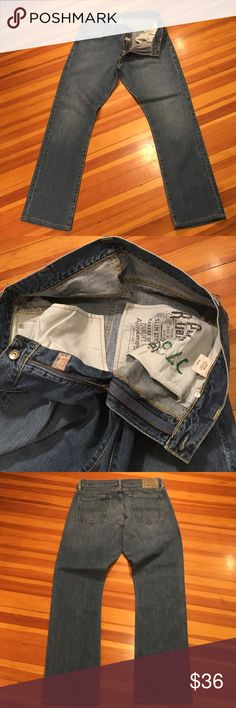 Men's Polo Ralph Lauren Slim Straight Jeans 33/30 These Men's Polo Ralph Lauren Size 33/30 Slim Straight Jeans are in perfect condition. Polo by Ralph Lauren Jeans Slim Straight