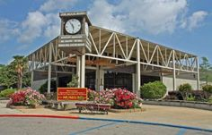 Mississippi Agricultural & Forestry Museum - Jackson, MS