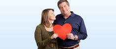 """Do you know your real """"heart age?"""": Take our Heart Health Profiler to discover how you may be able to reduce your risk of heart disease."""