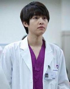 Song Joong Ki as Ahn Kyung Woo [3]