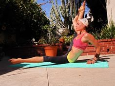 POWER YOGA INTERVAL Vinyasa flow All Levels 1-3 Intense Planks Core