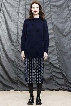 Araks Fall 2014 Ready-to-Wear Collection Slideshow on Style.com