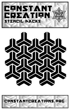 """Shop - Searching Products for """"stencil"""" · Storenvy Geometric Stencil, Geometric Tattoo Design, Geometric Mandala, Geometric Shapes, Cloud Tattoo Design, Japan Tattoo Design, Black Sleeve Tattoo, Geometric Sleeve Tattoo, Hexagon Tattoo"""