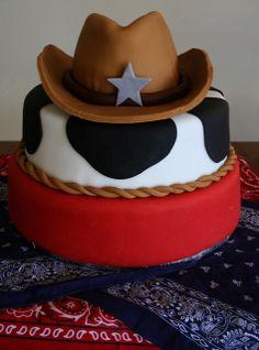 Western Cowboy Cake | Flickr - Photo Sharing!