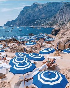"""Class Golden Era on Instagram: """"Swim in the sea Of the magical Capri, Live in its sunshine, Everything will be fine."""" Places Around The World, Oh The Places You'll Go, Places To Travel, Places To Visit, Travel Destinations, Dream Vacations, Vacation Spots, Italy Vacation, Costa"""