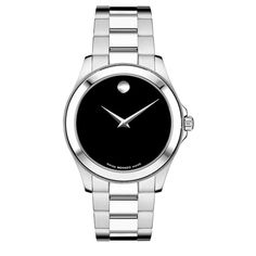 Movado Men's Masino Swiss Quartz Stainless Steel Watch 607032 for sale online Movado Mens Watches, Seiko Watches, Sport Watches, Cool Watches, Watches For Men, Casual Watches, Unique Watches, Popular Watches, Ladies Watches