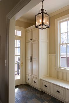 Mudd Room Design Ideas, Pictures, Remodel, and Decor