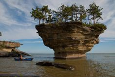 Here Are The 13 Most Incredible Natural Wonders In Michigan