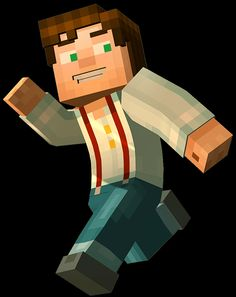 Minecraft: Story Mode / A present idea from the @nytimes 2015 Holiday Gift Guide
