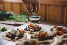 """Friends food and weekend adventures. Check out @jilliangz's recipe """"Fuel For The Weekend: Butternut Black Bean Tostadas.""""  @kylemeck #theoutbound @patagoniaprovisions. Press the link in our bio to get cookin'  by theoutbound"""