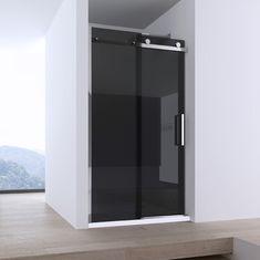 Porta doccia apertura a libro vetro trasparente Porte doccia in ...