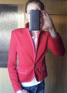Blazer, Jackets, Fashion, Down Jackets, Moda, Fashion Styles, Blazers, Fashion Illustrations, Jacket