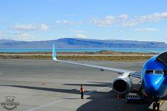 Como sair do aeroporto de El Calafate
