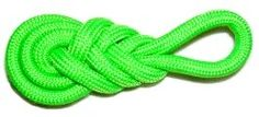 Pipa Knot - It's been used frequently on ancient Oriental clothing as a clasp