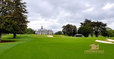 Approaching the green at Adare Manor Golf Resort. Currently, the best conditioned golf course in Ireland. Public Golf Courses, Best Golf Courses, Golf Ireland, Adare Manor, St Andrews Golf, Coeur D Alene Resort, Augusta Golf, Golf Course Reviews, Most Luxurious Hotels