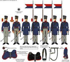 Titre de l'image 1er Escadron du 2ème Régiment de Uhlans