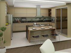 Cozinha mesa