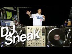 DJ Sneak live 90s mix on vinyl - DJsounds Show 2014 - YouTube