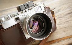 Find out: Old Nikon SLR Camera wallpaper on http://hdpicorner.com/old-nikon-slr-camera/