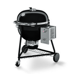 The Best Weber Grill Ever Is Also a Smoker - Men's Journal