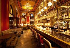 Gilbert Scott Bar1 40 London Bars Recommended by Local Bloggers