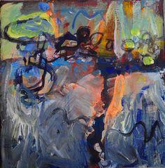 My love walking barefoot, Anna Hryniewicz art