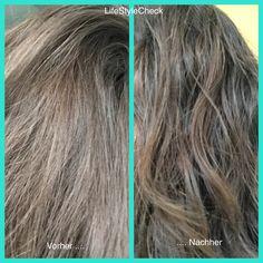 Olia Haarfarbe - Meine Haare mögen es nicht, leider!Life-Style-Check