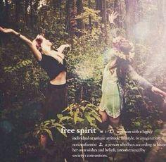 Free. Hippy life