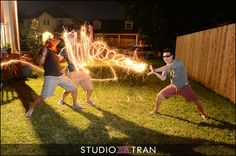 Sparkler Fun - tips
