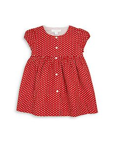 Burberry Polka Dot Dress (Baby Girls) available at Outfits Niños, Kids Outfits, Dot Dress, Baby Dress, Baby Girl Fashion, Kids Fashion, Little Girl Dresses, Girls Dresses, Doll Clothes