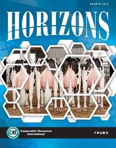 The August 2015 Spanish International Dairy Horizons