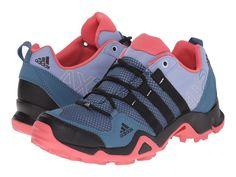 Adidas Outdoor AX 2 Hiking Shoe - Women's Size 8.5  Prism Blue/Black/Super Blush #AdidasOutdoor #HikingShoes