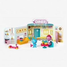 Jack's Diner: Portable Playlet