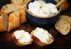 Garlic Cheese Spread  Ecce Panis Baguettes