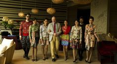 11 best uniforms images on pinterest hotel uniform for Spa uniform bangkok