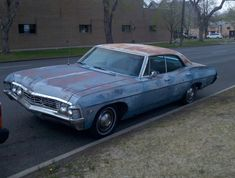 1967 Chevy Impala 1967 Chevy Impala, Bmw