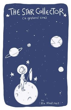 The Star Collector (a gayliens! zine) :: Zine 1 | Tapastic Comics - image 1
