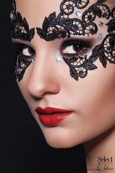 Lace Make Up by select.edu.pl