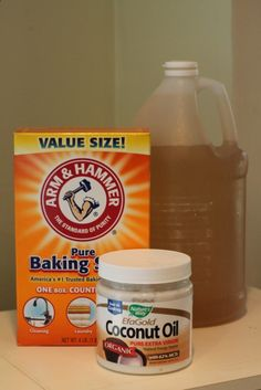 For the hair.... wash with baking soda - removes everything from hair & scalp. rinse w with apple cider vinegar (diluded). and follow with extra virgin organic coconut oil.   softest, shiniest, best hair EVER!!!