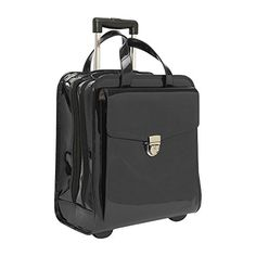 Jack Georges Unisex [Personalized Initials Embossing] Milano Business Travel Wheeler