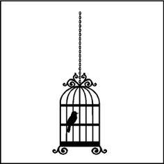 bird cage decall - Αναζήτηση Google
