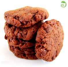 Vegane Schoko-Cookies - genuegsam leben