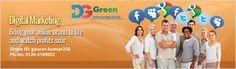 DGGreen Technocrates Pvt. Ltd. is a #DigitalMarketingAgency based in Noida. Visit at http://www.dgtechnocrates.com for any #digitalmarketingservices.