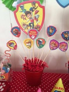 Complete Paw Patrol Party Package | eBay