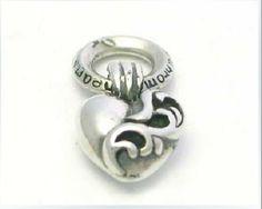 59714be04226 Cheap Chrome Hearts B Stake Heart Charm Pendant Online. Rick Koester · Chrome  Hearts · Chrome Hearts Ring Cemetery ...