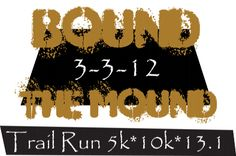 Angel Mounds trail run