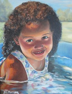 oil painting by dorothy morgan