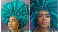 HOW TO TIE THE LATEST V FAN  GELE ( part 3) beginner friendly